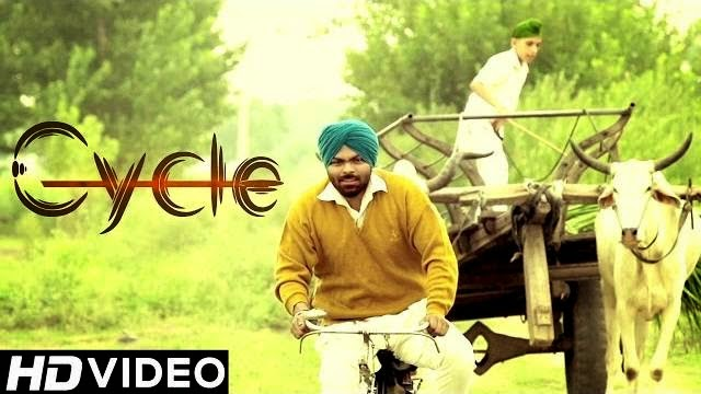 CYCLE SONG LYRICS & VIDEO | SARTHI K | BRAND NEW PUNJABI SONG 2014