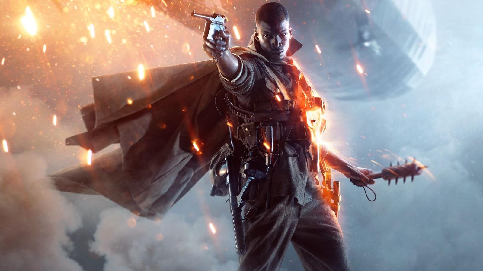El próximo Battlefield se estrenará en 2018