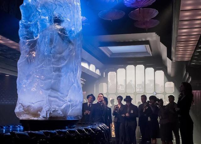 GOTHAM -  Inauguriamo l' Iceberg Lounge  Cosa dobbiamo aspettarci dall' episodio
