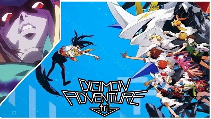 Digimon Adventure Tri 2 : Ketsui Substitle Indonesia