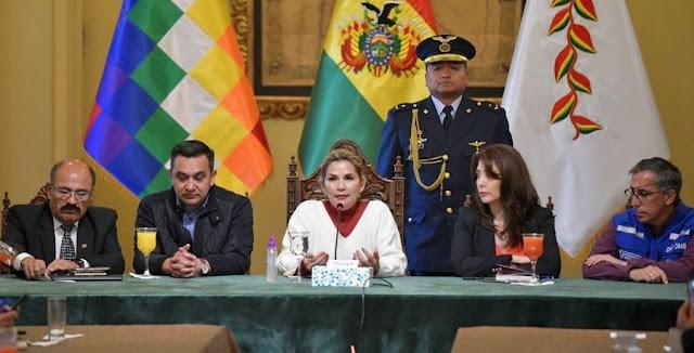 "Para el Tribunal Electoral de Bolivia, ""la fecha del 18 de octubre es inamovible"""