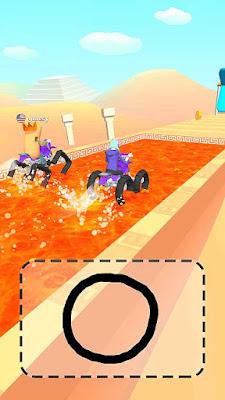 Scribble Rider Mod Apk Download