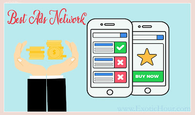 Best Ads Network for Publisher