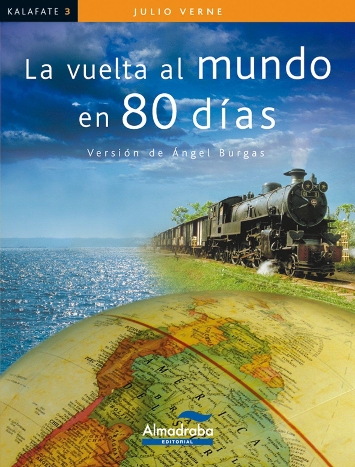 La vuelta al mundo en 80 días (2004) - FilmAffinity