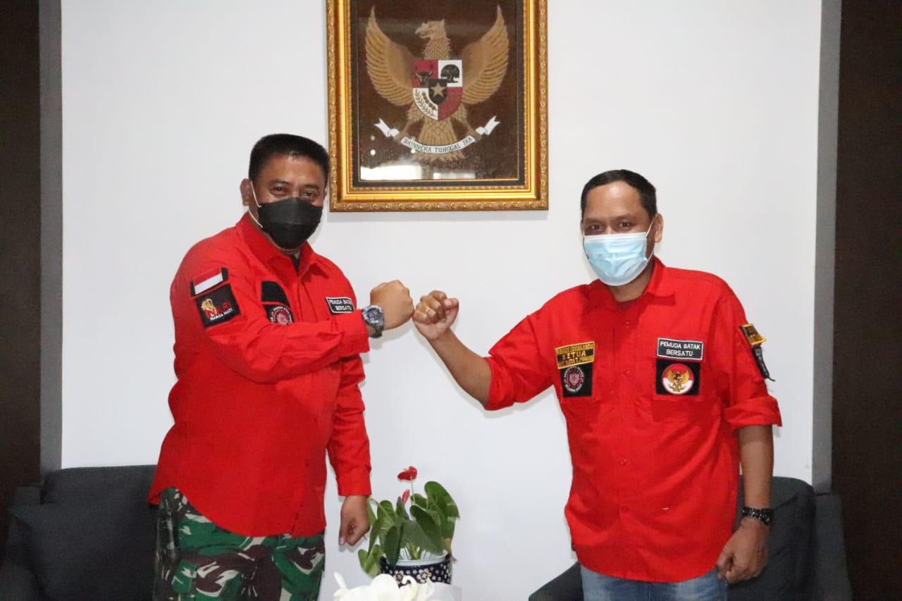 Ormas PBB Tanjungpinang  Mengharapkan Dandim 0315/Bintan Menjadi Dewan Pembina