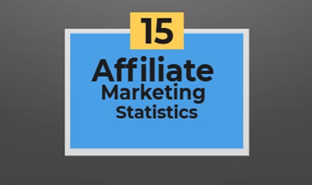 Affiliate Marketing Statistics #infographic