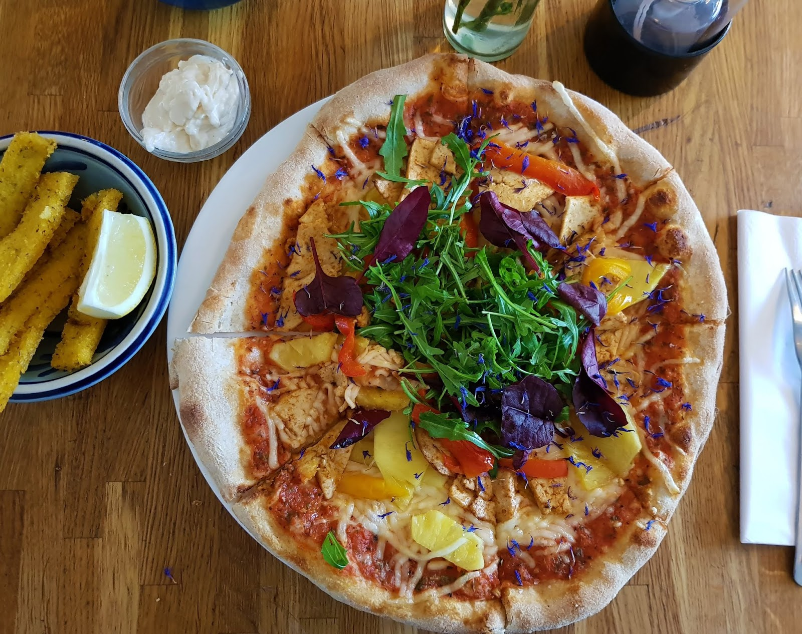 Plads N - Best vegan restaurants in Copenhagen - - Things to do in Copenhagen - Sustainable Copenhagen Travel Guide