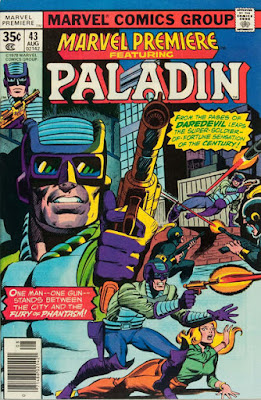 Marvel Premiere #43, Paladin