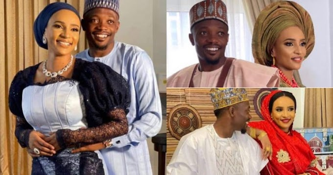 28-year-old footballer, Ahmed Musa marries for the third time