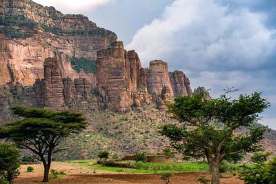 Ethiopia Gheralta Mountains