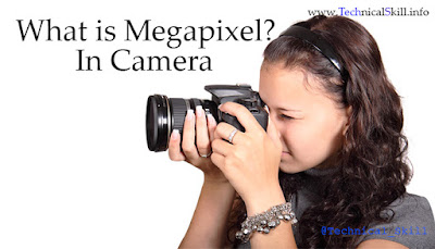 What is Megapixel, How Does Camera Work, Type of Camera