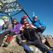 Atlas Mountain Bike and trekking - toubkal ascent 2 days Berber villages in the High Atlas Mountains and excursion from marrakech to imlil asni ourika ouzoud watherfalls camel trek Morocco