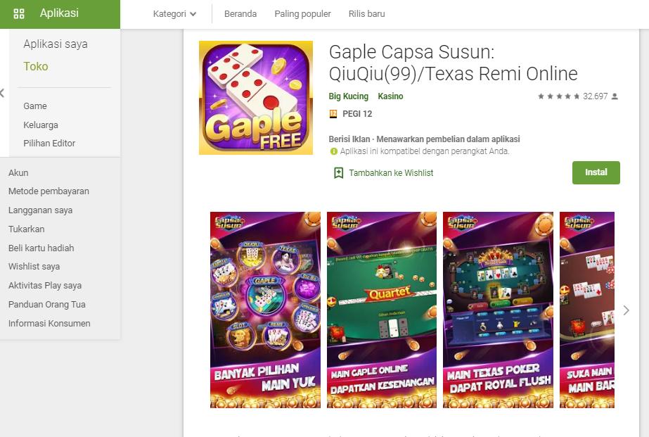Apk Penyedia 3 Game Kartu Online Paling Terbaik Di Dunia ...