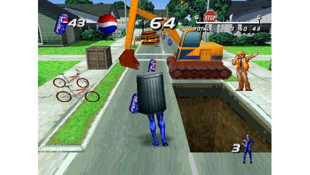 تحميل لعبة بيبسي مان Pepsi Man للكمبيوتر