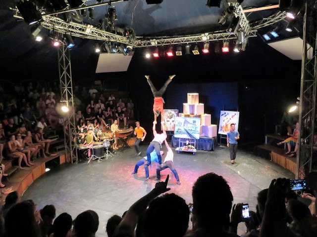 Phare Circus in Siem Reap Cambodia