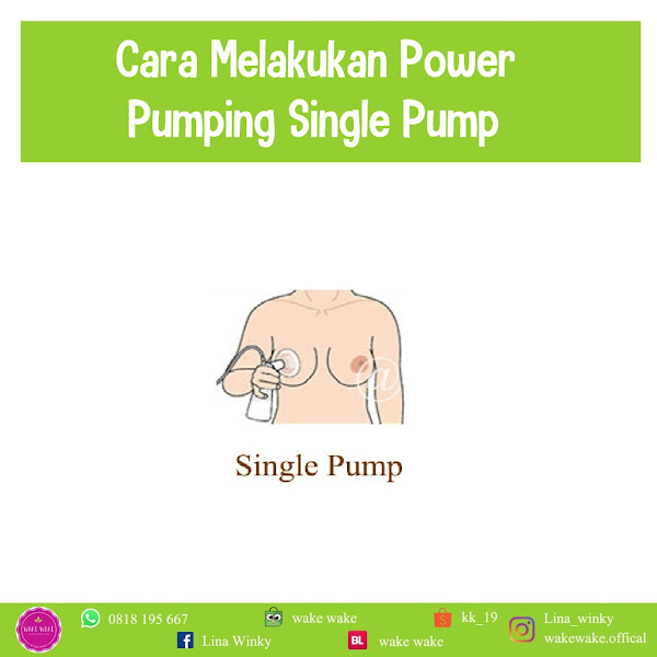 Cara Melakukan Power Pumping dengan Single Pump