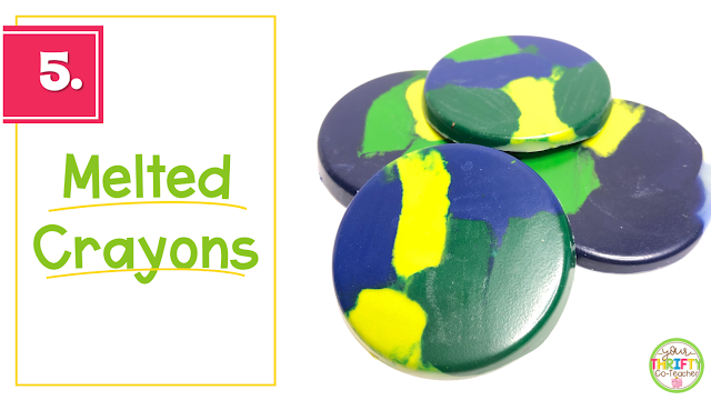 Earth Day is the perfect time to show kids how to reuse material to make fun and useful resources. Check out this post for several Earth Day projects that are perfect for older kids and upper elementary students.