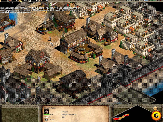 Permalink ke Age Of Empire II & III Cracked!!