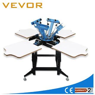 Vevor Screen Printing Machine