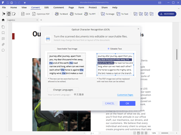 PDFelement 7 - Best PDF Tool to Edit and Convert Your PDF Files