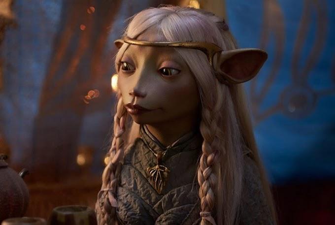 Netflix cancela Cristal Oscuro - La era de la resistencia.