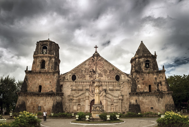 Miag-ao Church in Iloilo