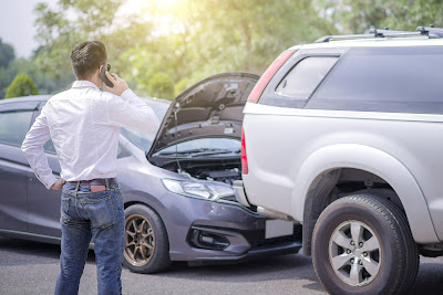 Call A Car Accident Attorney