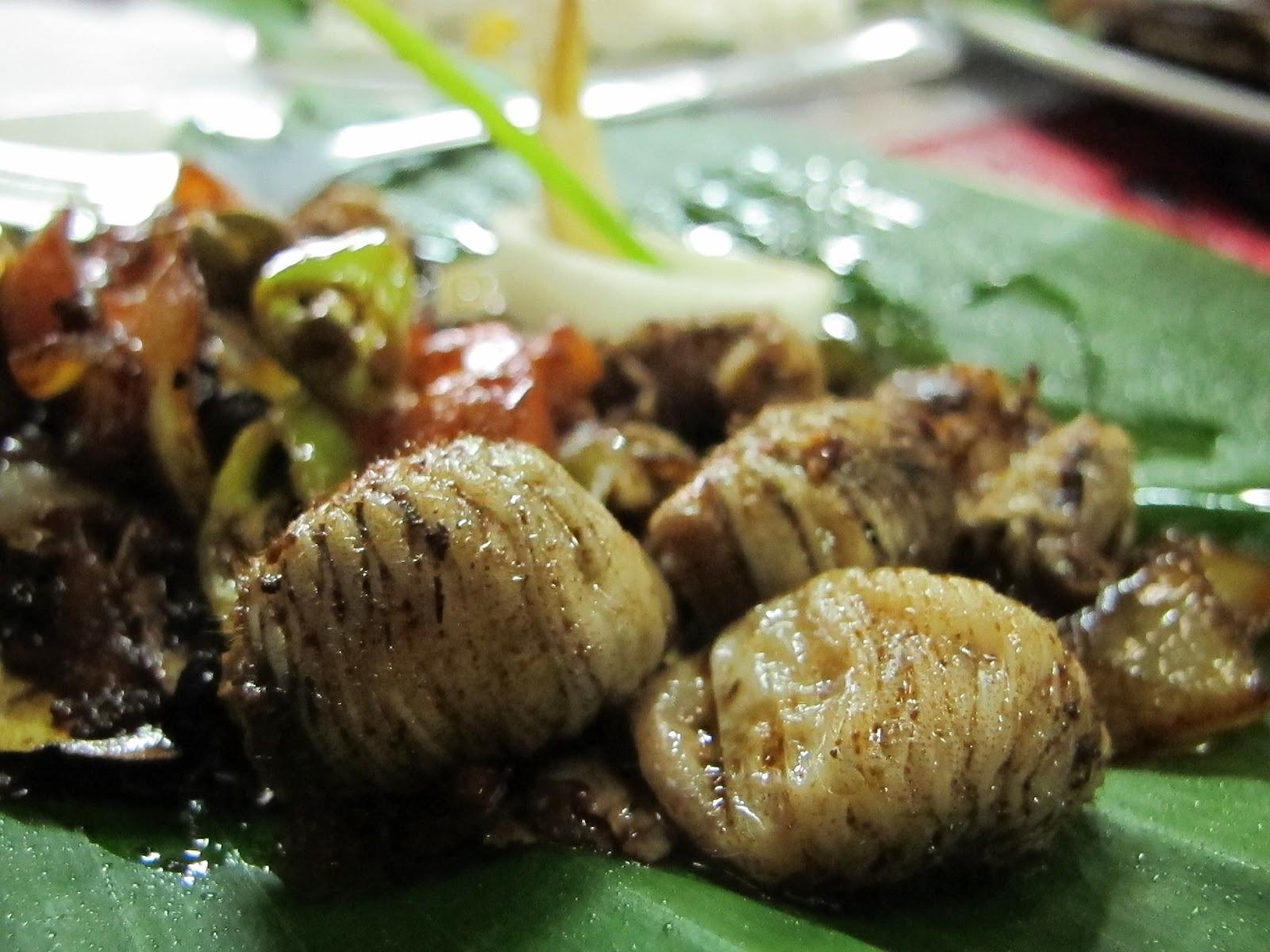 Exotic Foods in Pinas: Uok