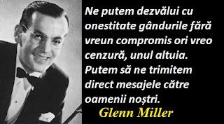 Citatul zilei: 1 martie - Glenn Miller