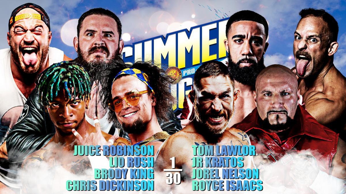Cobertura: NJPW Summer Struggle USA (27/08/2021) – Finalização!