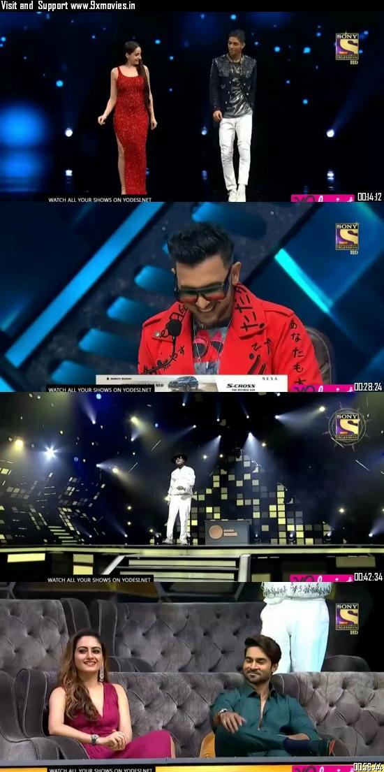 Indias Best Dancer 13 September 2020 HDTV 480p 300MB