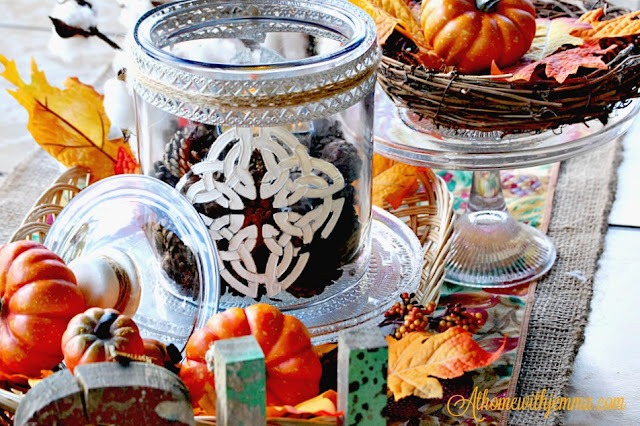 vignette-fall-pinecones-candle-decorating-diy-thanksgiving-festive-easy-ideas-athomewithjemma