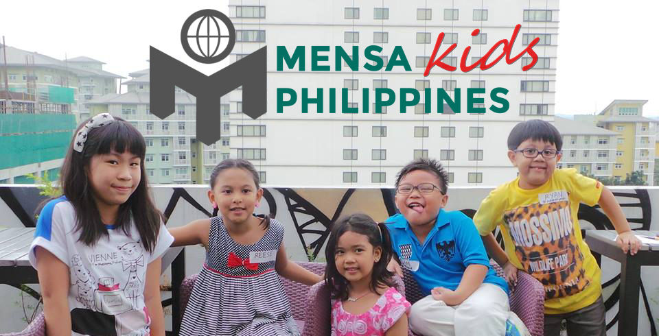 Mensa Philippines kids: How to join Mensa
