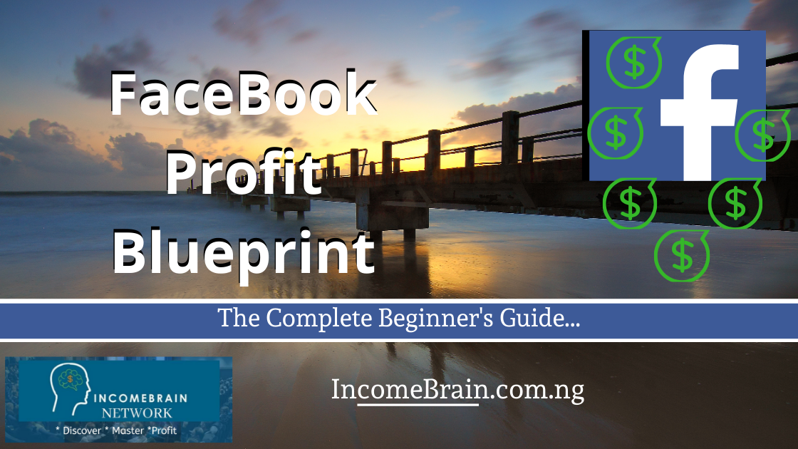Make Money With Facebook Ads Group and Page - IncomeBrain Network