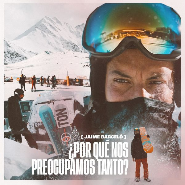 Jaime Barceló – Por Qué Nos Preocupamos Tanto? (Single) 2021 (Exclusivo WC)