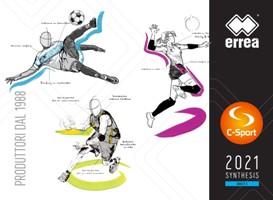 Catalogue Errea 2021