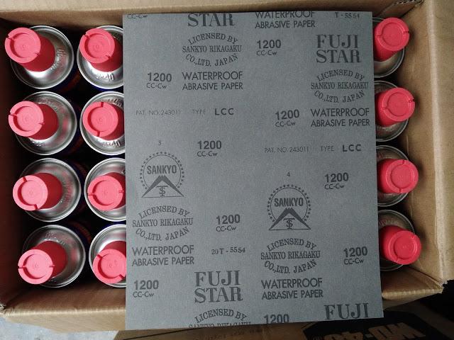 Giấy ráp Fuji Star 1200cc-cw