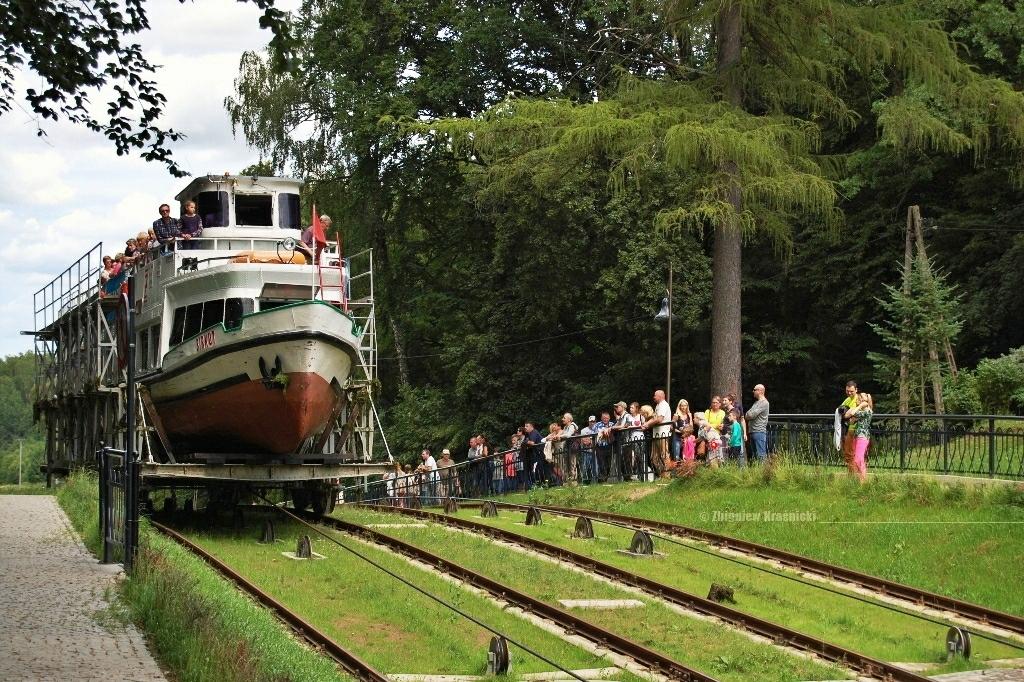 Kanał Elbląski, pochylnia Buczyniec