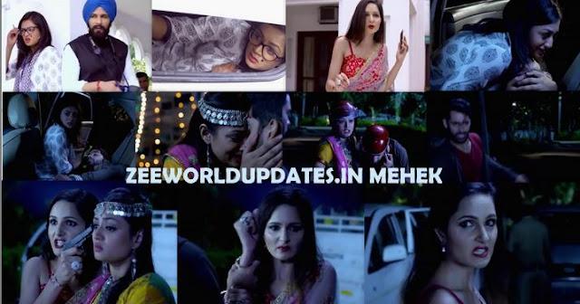 "Zee World Mehek 31st July 2019 Wednesday Written Update Episode "" Mehek Saves Shaurya Svetlana Gets Arrested """