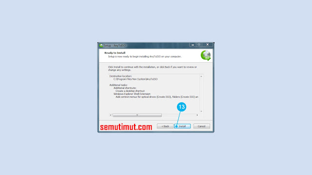 cara ekstrak file rar ke iso secara online