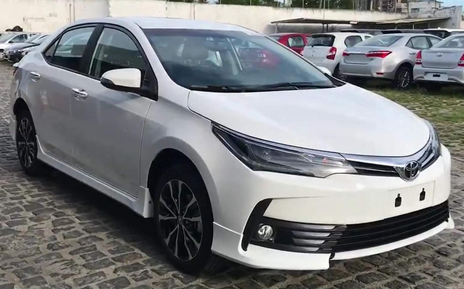 2018 Toyota Corolla Xrs >> Corolla | Carnow - Portal Automotivo