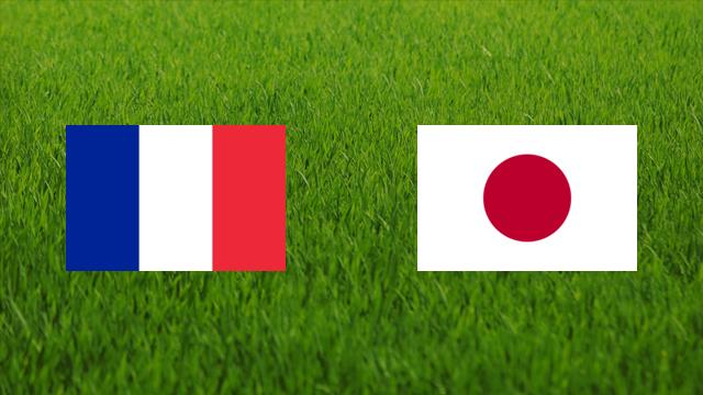 فرنسا واليابان