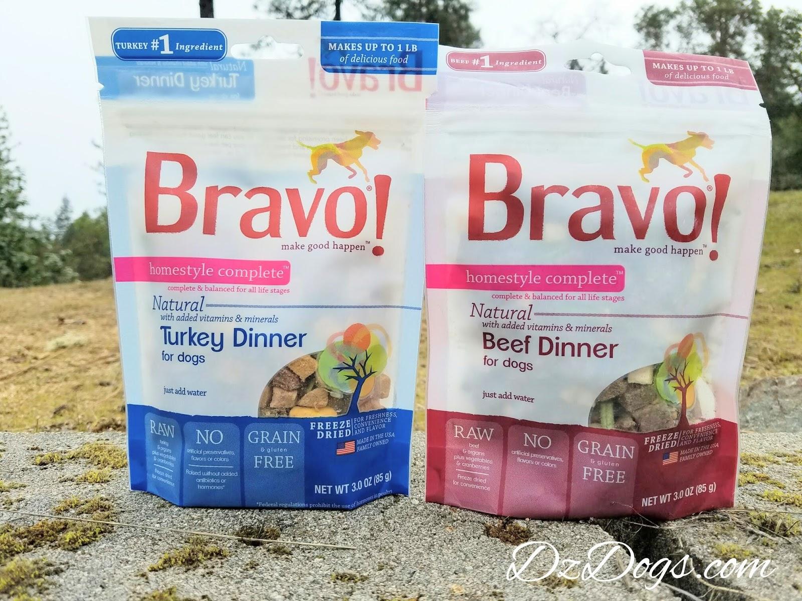 Freeze Dried Dog Food Backpacking