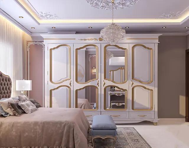 غرف النوم للعرائس