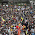 Thousands Of Colombians Protest Against Government Tax Proposals
