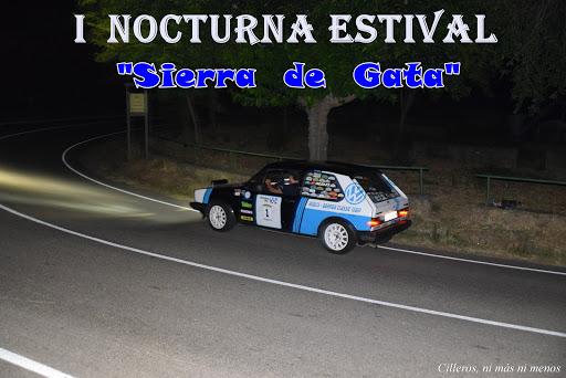 "I NOCTURNA ESTIVAL ""SIERRA DE GATA"""
