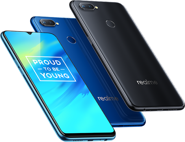 the review phone Realme 2 Pro refurbished mobile phones