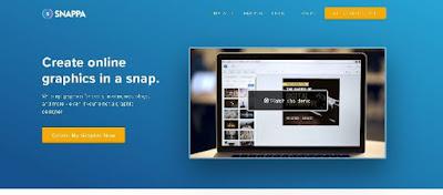 Gambar Situs Web snappa