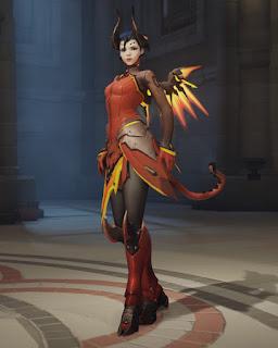 Devil Mercy skin