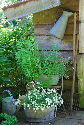 Jolies id es r cup pour le jardin - Deco jardin recyclage ...